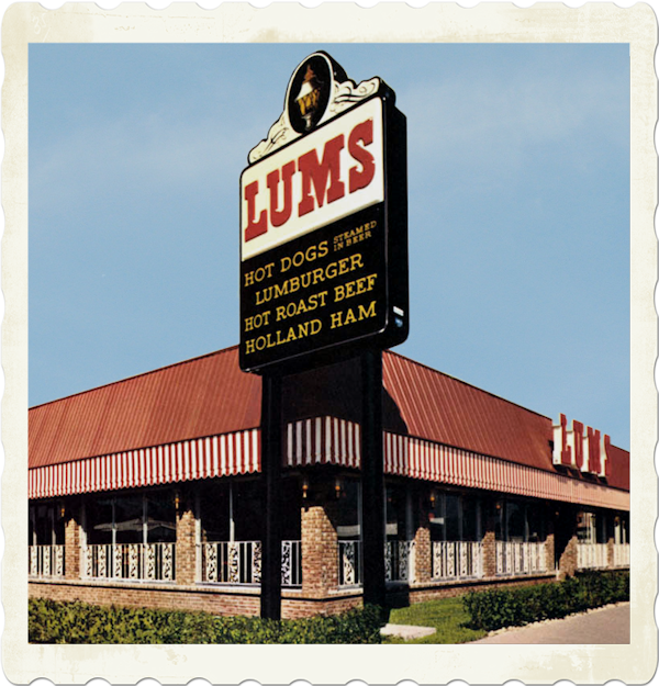 Lums Hot Dogs