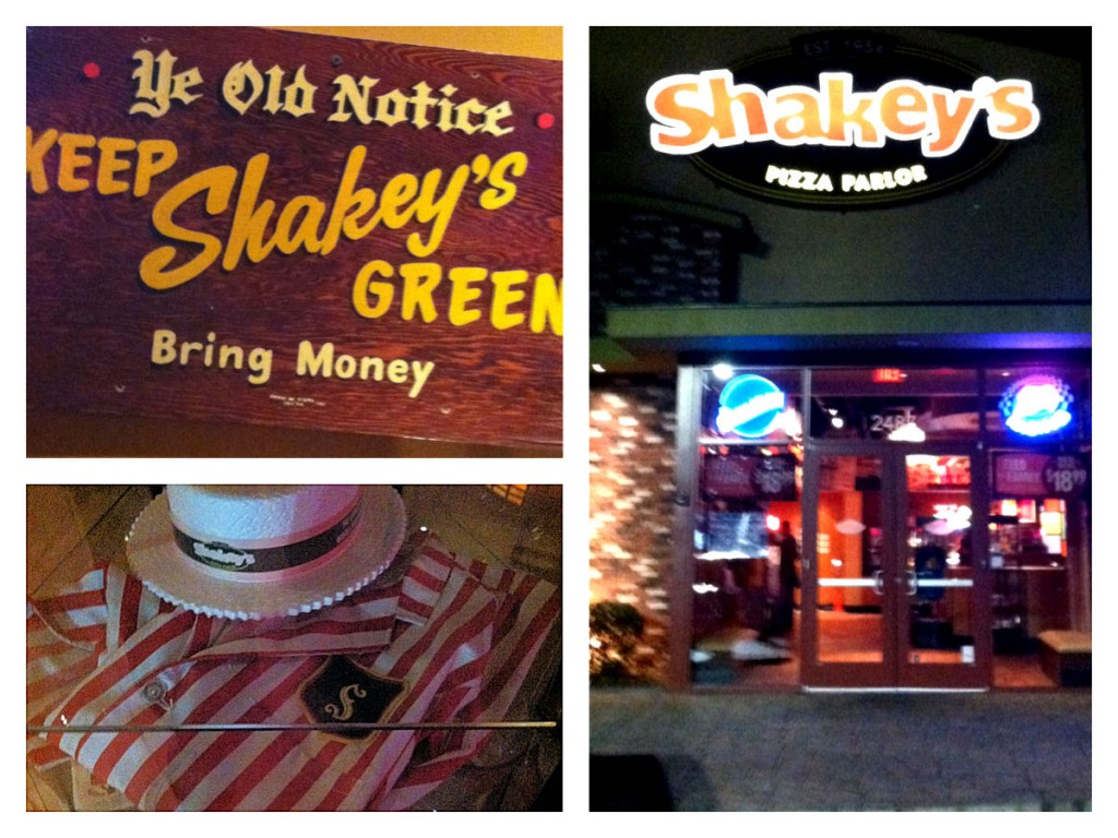 Pictures from Shakey's in Auburn, AL