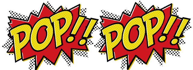 Magnitude Says Pop Pop