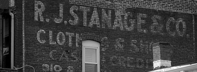 Ghost Ad Signs